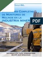 MK B005E Brochure Mines (Espagnol)