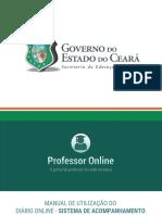 Manual - Diário Online Acompanhamento Coordenador