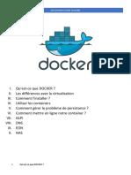 tuto docker