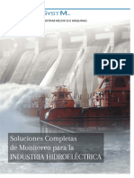 MK B012E Brochure Hydro (Espagnol)