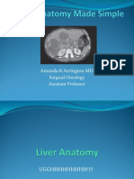 Liver Anatomy Made Simple