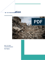 plan devacuation - sean ragany