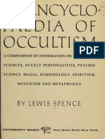 Spence,Encyclopedia of Occultism