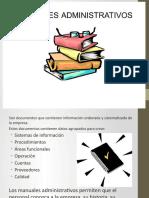 Manuales en Administracion