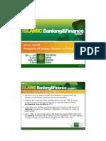 Prospects Islamic Banking