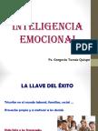 Clase Modelo Inteligencia-Emocional