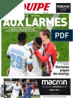 Le Journal Des Sports Du 17 Mai 18