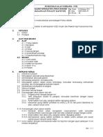 SOP UGD 29 Pemasangan Folley Kateter