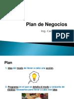 01 Introducción Plan de Negocio