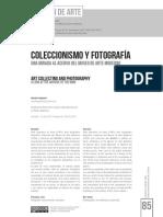 Coleccionismo y Fotografía