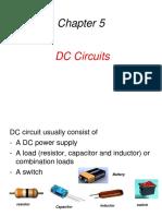 Ch5 DC Circuits