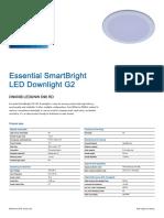 Philips Downlight 7 Watt