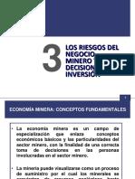 SESION 3 LOS RIESGOS DEL NEGOCIO MINERO (1).ppt