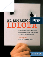 El Regreso Del Idiota - AA VV