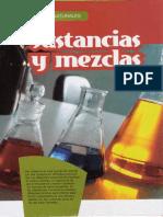 QUÍMICA - Sustancias y Mezclas - El Escolar - 24-8-11