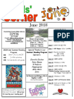 6. June 2018 Kids' Corner