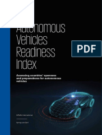 12-Autonomous Vehicles Readenss Index