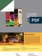 Placement Brochure 2010
