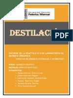 Informe Lab 4 Destilacion