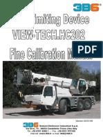 Refined Calibration Manual