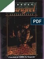 Gangrel - Clanbuch - Englisch