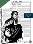 Lhiannan - Clanbuch - Englisch