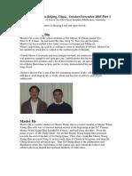 John Chow Beijing Trip OctNov2005 3
