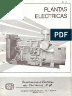 Plantas eléctricas