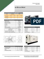 Ficha Técnica RD RPS21 220V