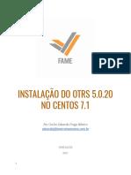 Instalacion OTRS  CentOS7 1