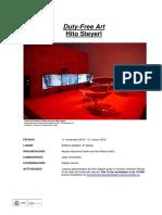 Dossier Hito Steyerl