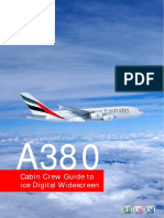 A380 IFE Booklet
