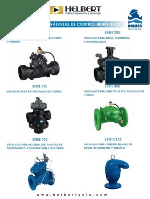 """Bermad C30 Carcasa De Válvula de aire combinado de liberación de presión automático /& Válvula De Vacío 1/"""""""