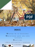 TRABAJO PARA CRISTIAN- bicicleta, Daniel, SIlvia, María y Elena.pptx