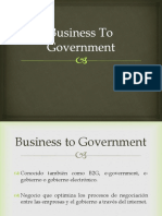 95361142 Business to Government