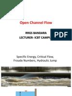 GhanimLecture 18 x Open Channel Flow.ppt