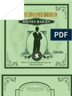 Invierte Sin Dinero en Bienes Raices - Juan Carlos Zamora