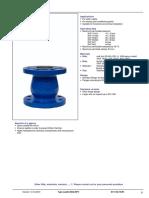 BOA-RFV Type Leaflet R1