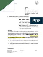 DENUNCIA ANTE INDECOPI POR INFORMACION SESGADA.docx