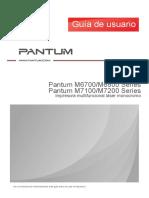 Pantum-M6700-M6800-M7100-M7200-Series-User-Guide-es-V1-0