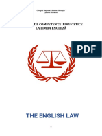 The English Law