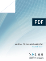 Self-regulated Learning and Learning Analytics