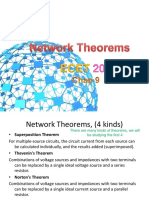 Chap9 Network Theorems