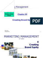 CH 09 Brand Equity