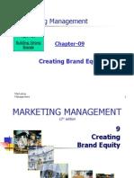 CH 09 Brand Equity