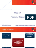 Financial Retail Strategy