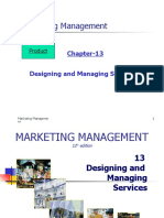 CH 13 Designing Services