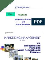 CH 15 Marketing Channels