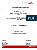 RTA General Specifications