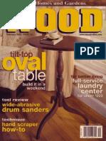 Wood Magazine 130 2001